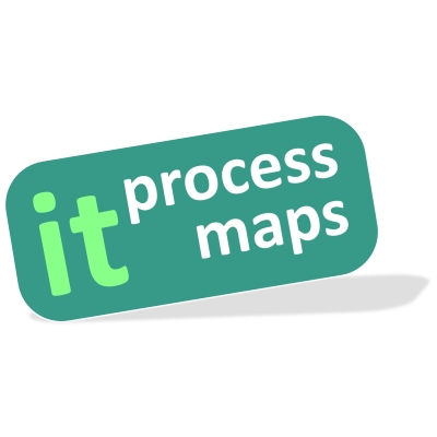 Logo: IT Process